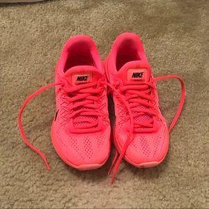 Hot Pink Nike Run Easy Sneaker